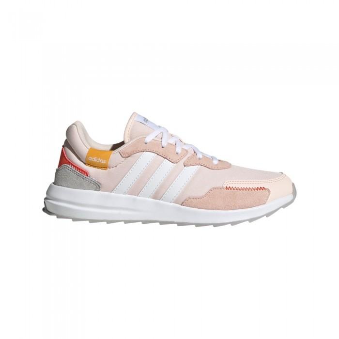 [해외]아디다스 Retrorun 6137668803 Pink Tint / Ftwr White / Semi Solar Red