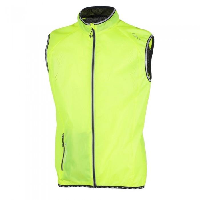 [해외]CMP Trail Vest 6136388607 Yellow Fluo