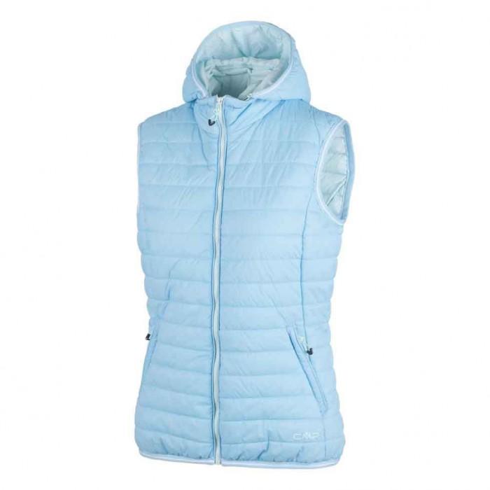 [해외]CMP Zip Hood Vest 6136388621 Cristal