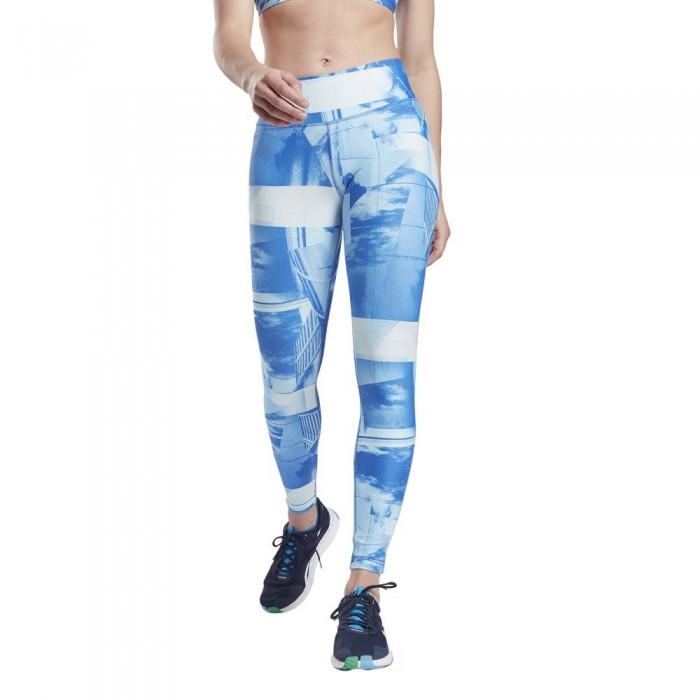[해외]리복 United By Fitness Speedwick Lux Bold Flat On Your Back 6137939612 Chalk Blue