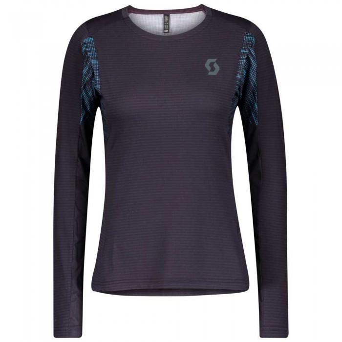 [해외]스캇 Trail Run 6137950882 Dark Purple / Breeze Blue
