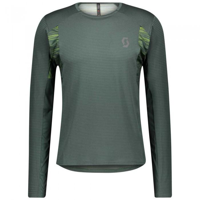 [해외]스캇 Trail Run 6137950860 Smoked Green / Sulphur Yellow