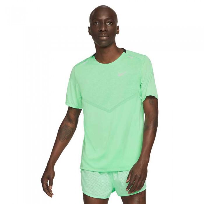 [해외]나이키 Dri Fit Rise 365 6138033182 Green Glow / Reflective Silver
