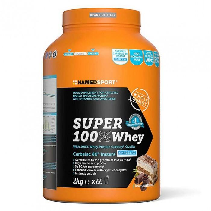 [해외]NAMED SPORT Super 100% Whey 2kg Tiramisu 7138048517