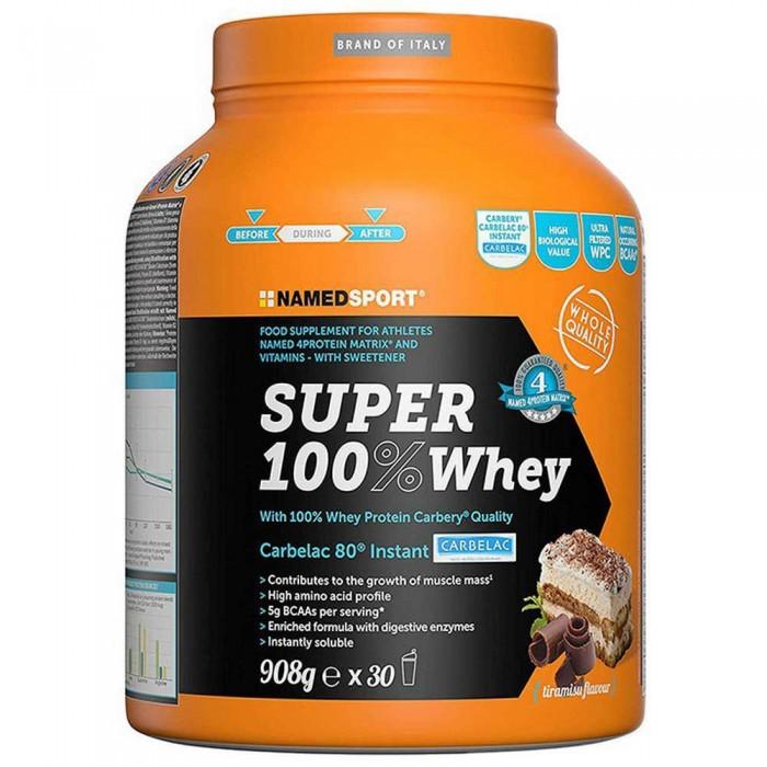 [해외]NAMED SPORT Super 100% Whey 908g Tiramisu 7138048518