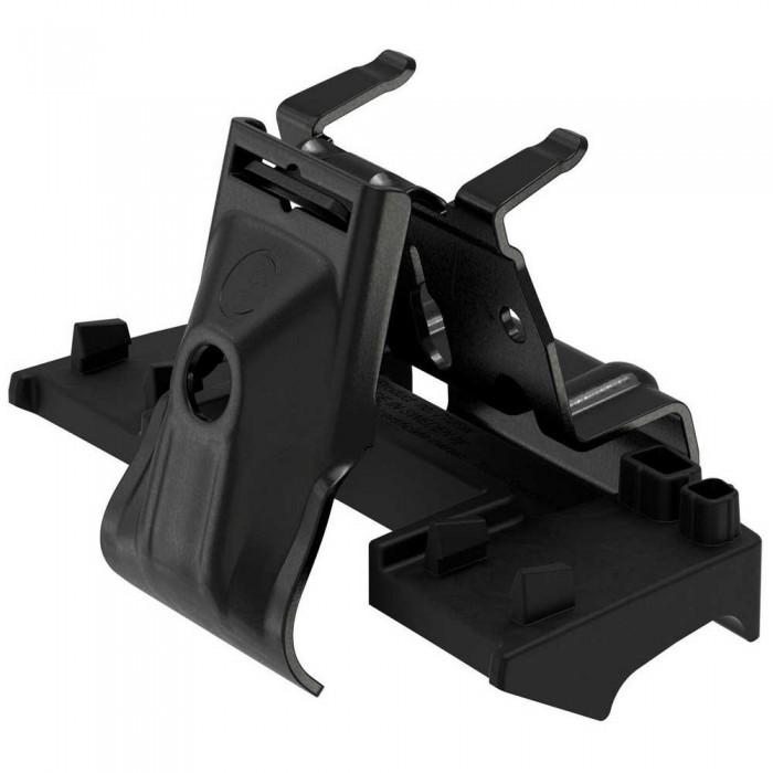 [해외]툴레 Kit Flush Rail 6068 Peugeot 2008 5 Doors 20+ 14138068928 Black