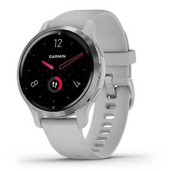 [해외]가민 Venu 2S Watch 14138071006 Grey / Silver