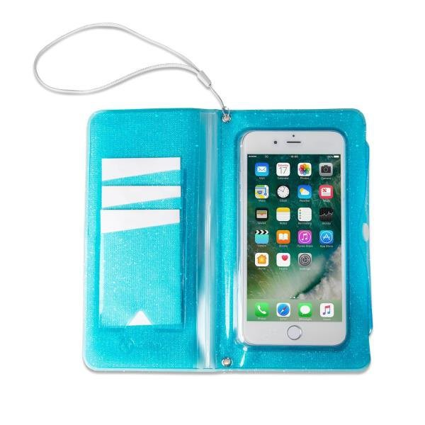 [해외]CELLY Universal 6.5´´ Splash Wallet 14137354923 Light Blue