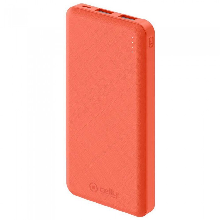 [해외]CELLY Power Bank Energy 10A 14137543007 Orange