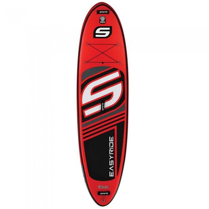 [해외]SAFE WATERMAN Easy Ride 10´6 14138035031 Red