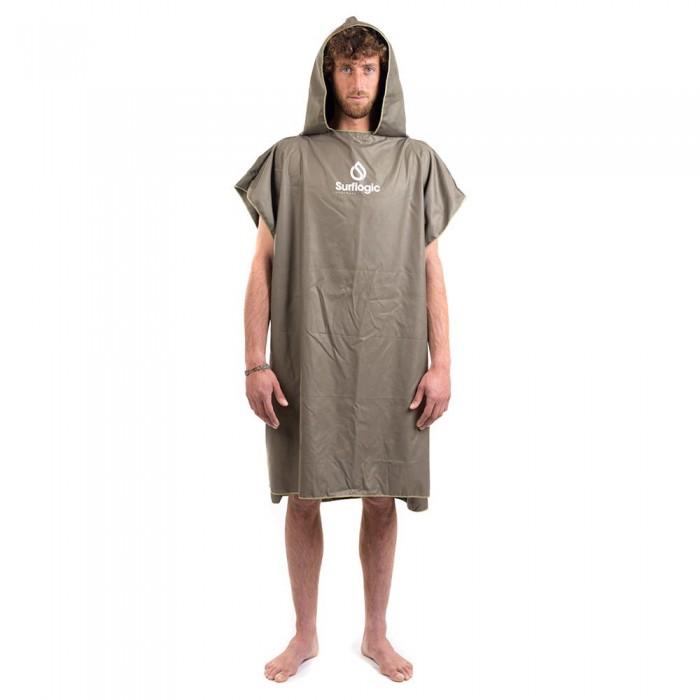 [해외]SURFLOGIC Quick Dry Poncho 14138001631 Olive Green