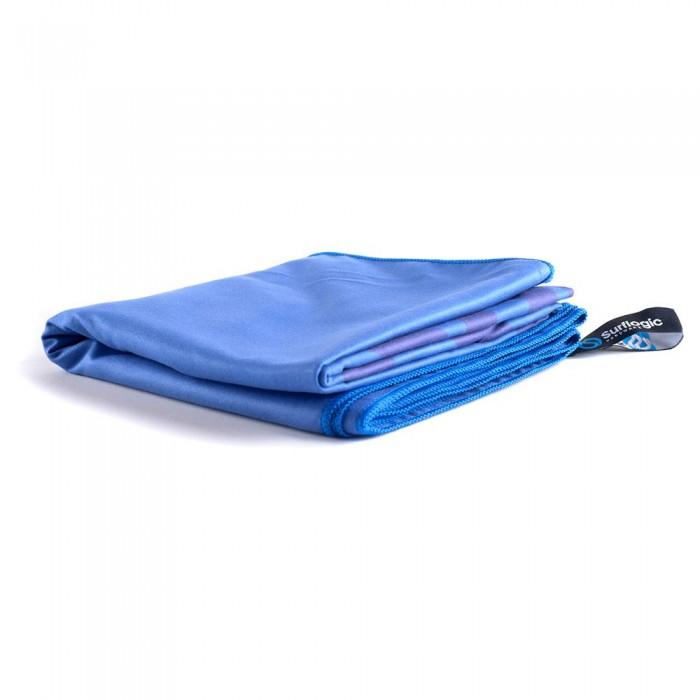 [해외]SURFLOGIC Quick Dry Microfibre Towel 14138001632 Blue