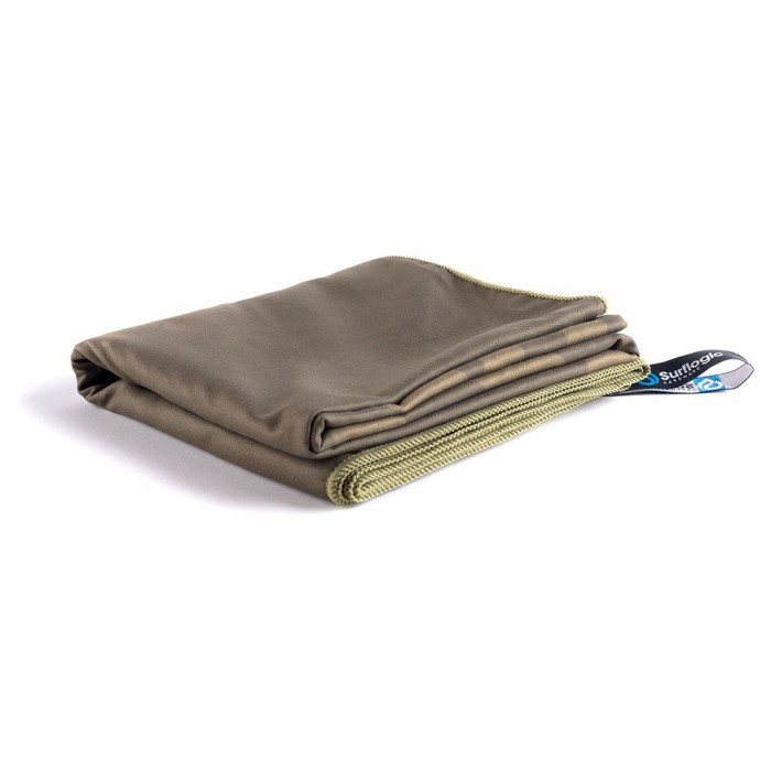 [해외]SURFLOGIC Quick Dry Microfibre Towel 14138001633 Olive Green