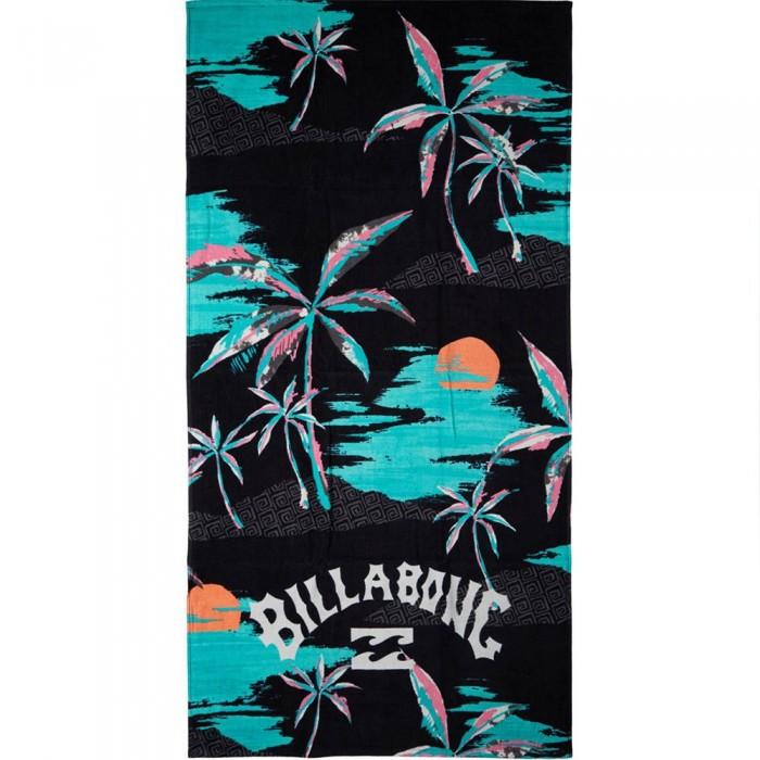 [해외]빌라봉 Waves Towel 14138074429 Black