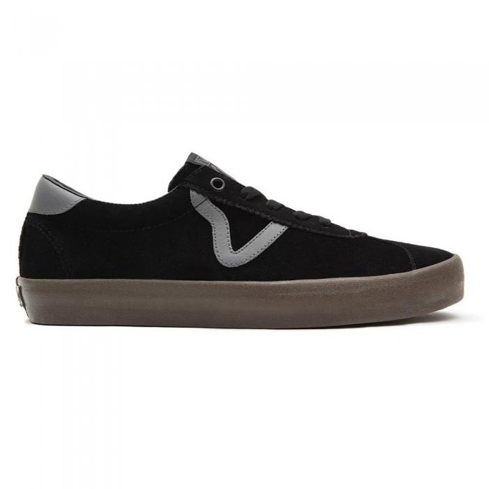 [해외]반스 Skate Sport 14137883140 Black / Gum