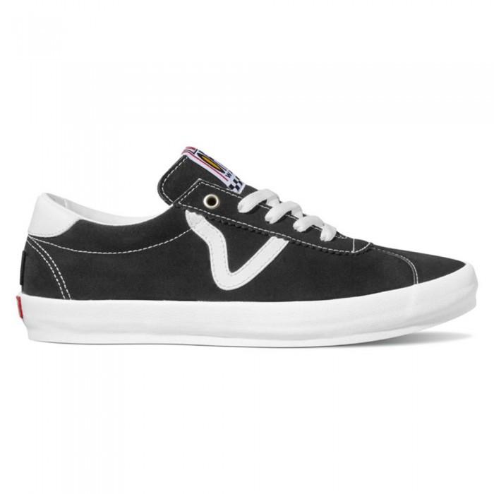 [해외]반스 Skate Sport 14137883141 Black / White