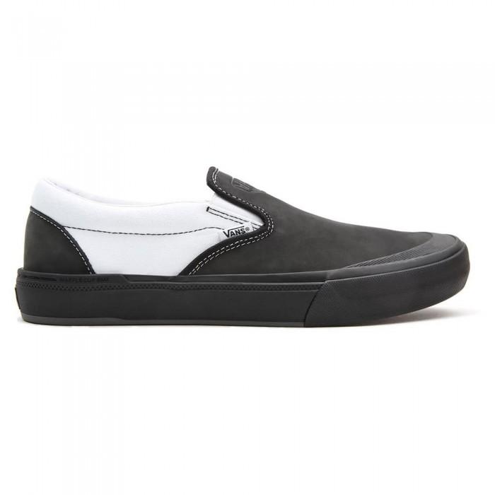 [해외]반스 BMX Slip-On 14137883156 Dak Black / White