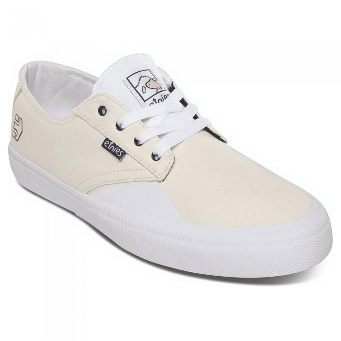 [해외]에트니스 Jameson Vulc Ls X Sheep 14138016786 White / White / Gum