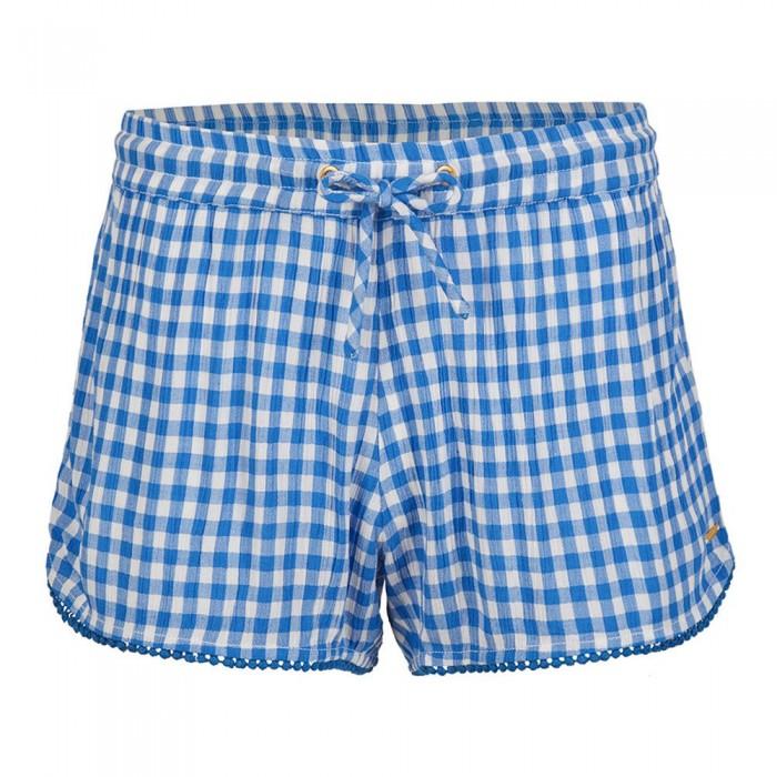 [해외]오닐 Foundation Crinkle 14137946034 Blue All Over Print / White 1