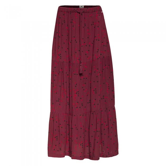 [해외]오닐 LW Endless Summer Skirt 14137661843 Red Aop W / Pink Purple
