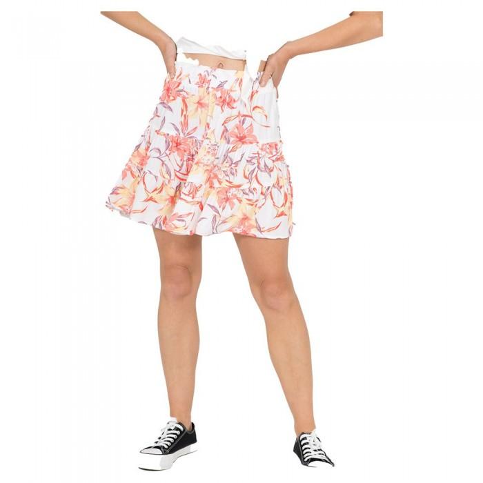 [해외]헐리 Tiered Mini Skirt 14137965731 Sail