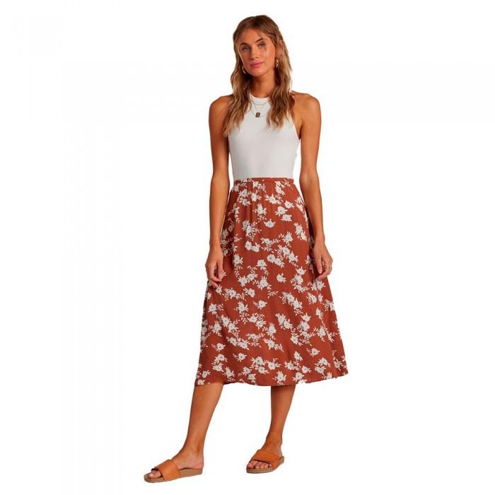 [해외]빌라봉 Wild And Free Skirt 14138040606 Chocolate
