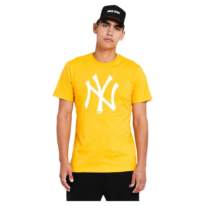 [해외]뉴에라 MLB Seasonal Team Logo New York Yankees Gold