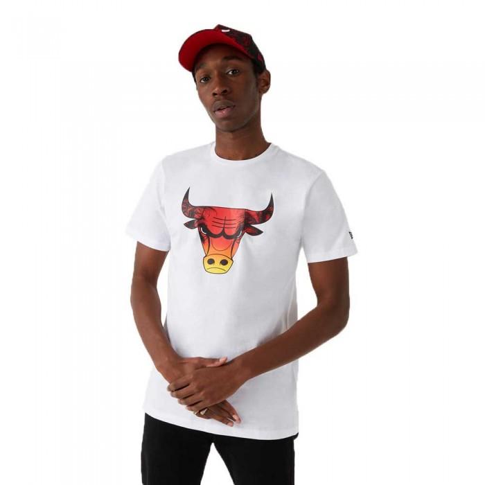 [해외]뉴에라 Summer City Infill Chicago Bulls White