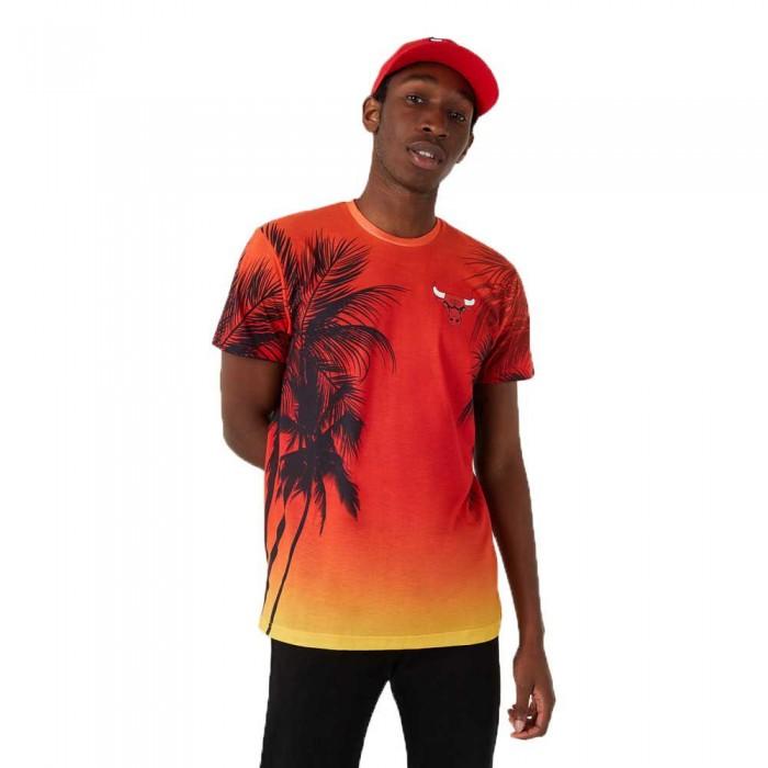 [해외]뉴에라 Summer City Aop Chicago Bulls Orange