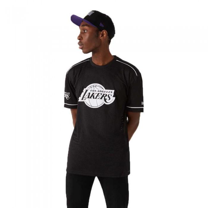 [해외]뉴에라 NBA Team Logo Oversized Los Angeles Lakers Black