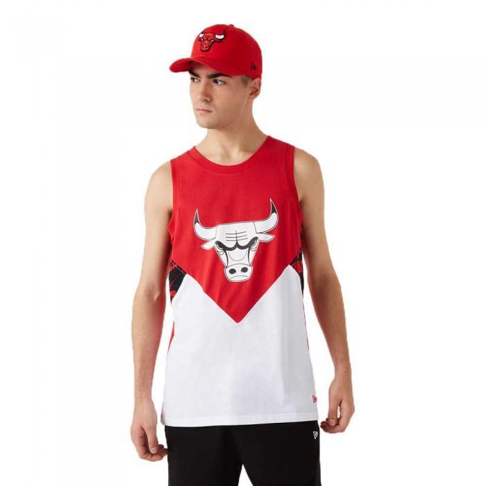 [해외]뉴에라 NBA Oil Slick Chicago Bulls Red