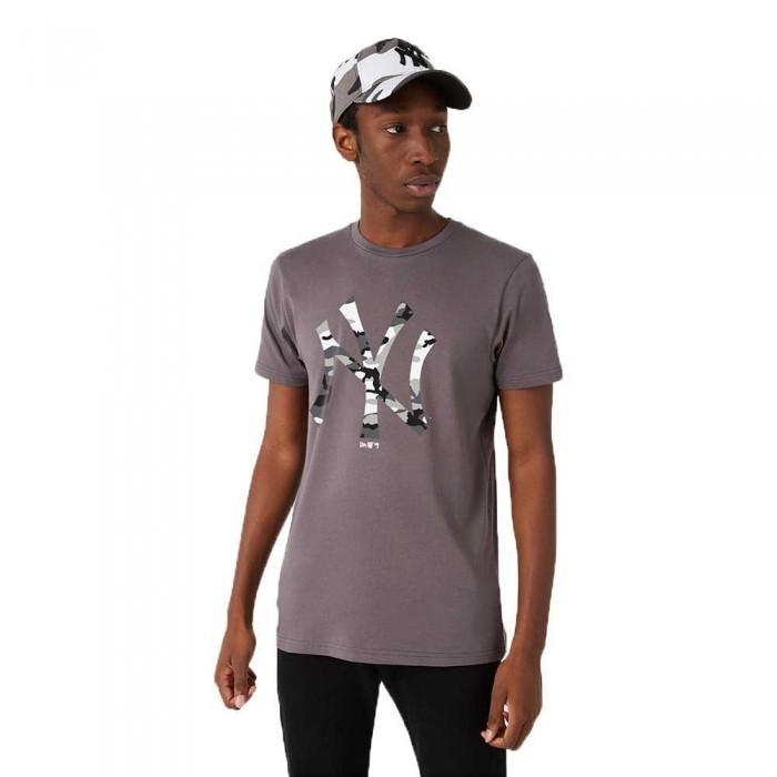 [해외]뉴에라 MLB Camo New York Yankees Dark Grey