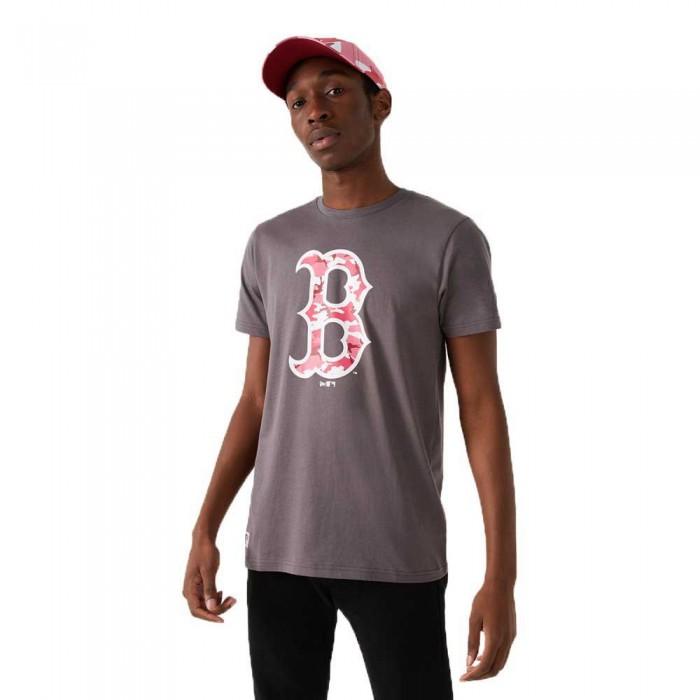 [해외]뉴에라 MLB Camo Boston Red Sox Dark Grey
