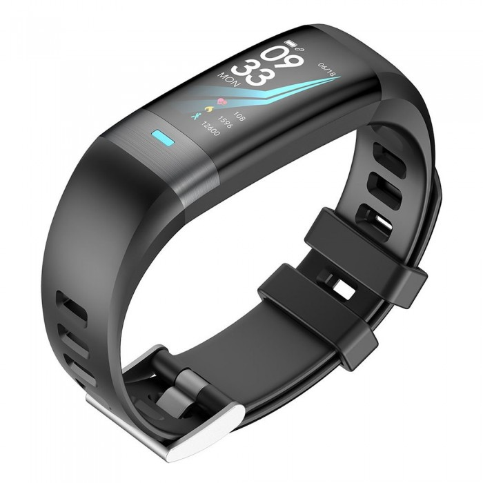 [해외]MUVIT iO Health Electro Activity Band 12137333028 Black