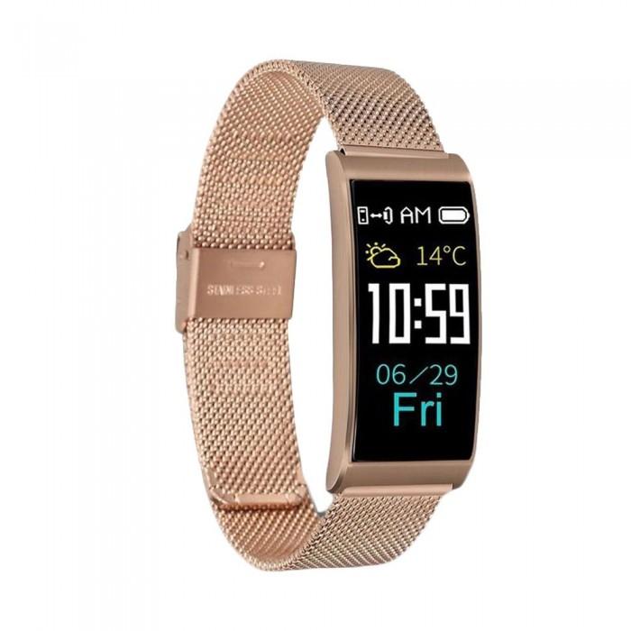 [해외]MUVIT iO Luxe Aqua Activity Band 12137333034 Pink / Gold