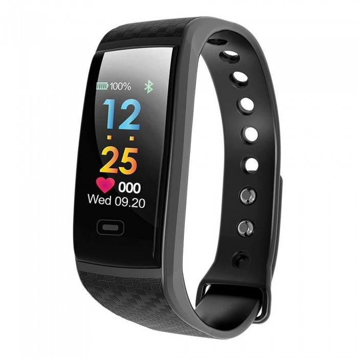 [해외]MUVIT iO Health Tensio Activity Band 12137333035 Black