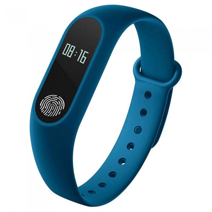 [해외]MYWAY Activity Band With Heart Rate Monitor 12137811595 Blue