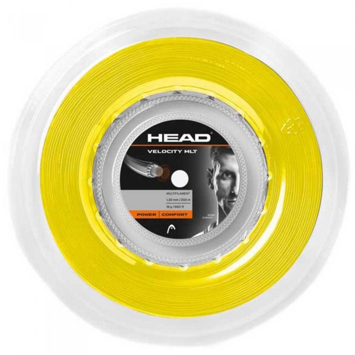 [해외]헤드 RACKET Velocity MLT 200 m 12137049019 Yellow