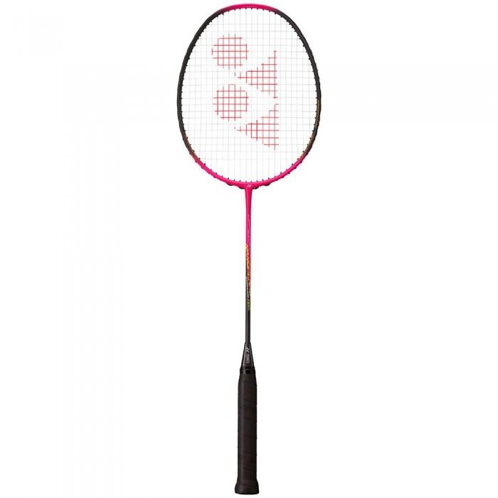 [해외]YONEX Nanoflare Feel Badminton Racket 12138063421 Magenta