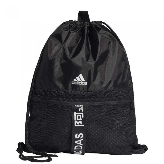[해외]아디다스 4 Athletes 20.7L 12137406935 Black / Black / White