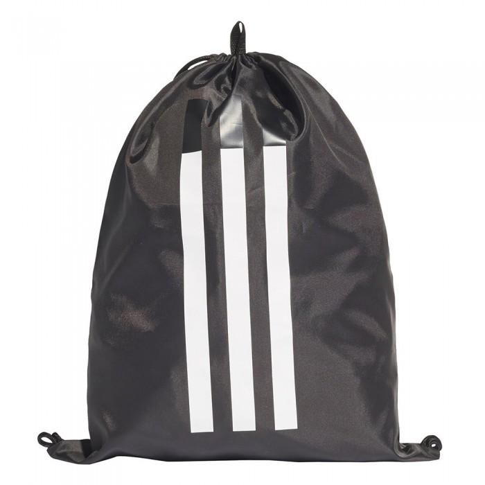 [해외]아디다스 3 Stripes 15.78L 12137407188 Black / Black / White