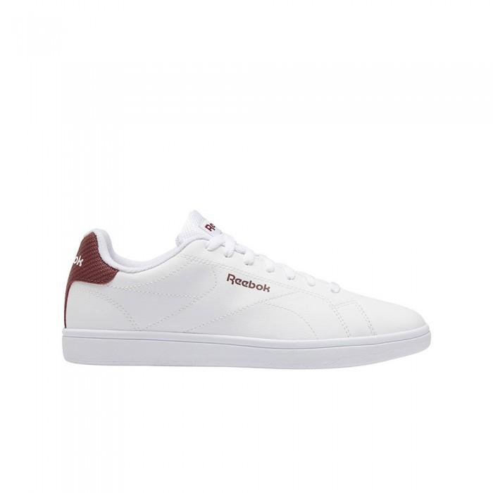 [해외]리복 Royal Complete Clean 2 12137939078 White / Rich Red / White
