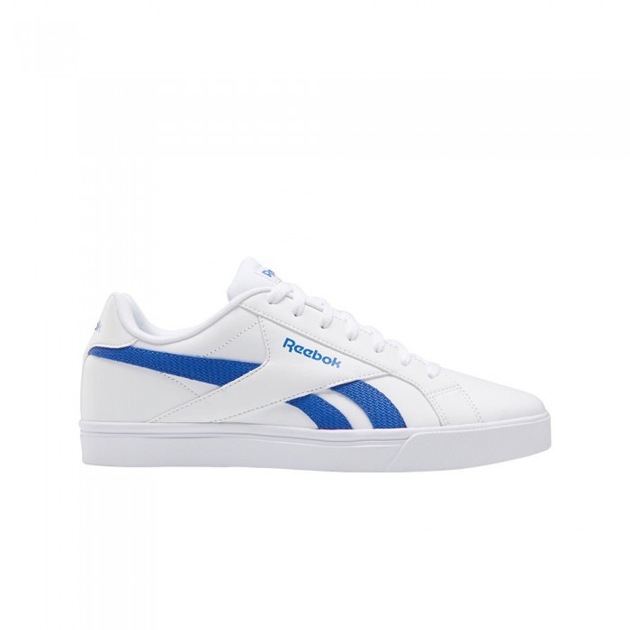 [해외]리복 Royal Complete 3 Low 12137939104 White / Court Blue / White