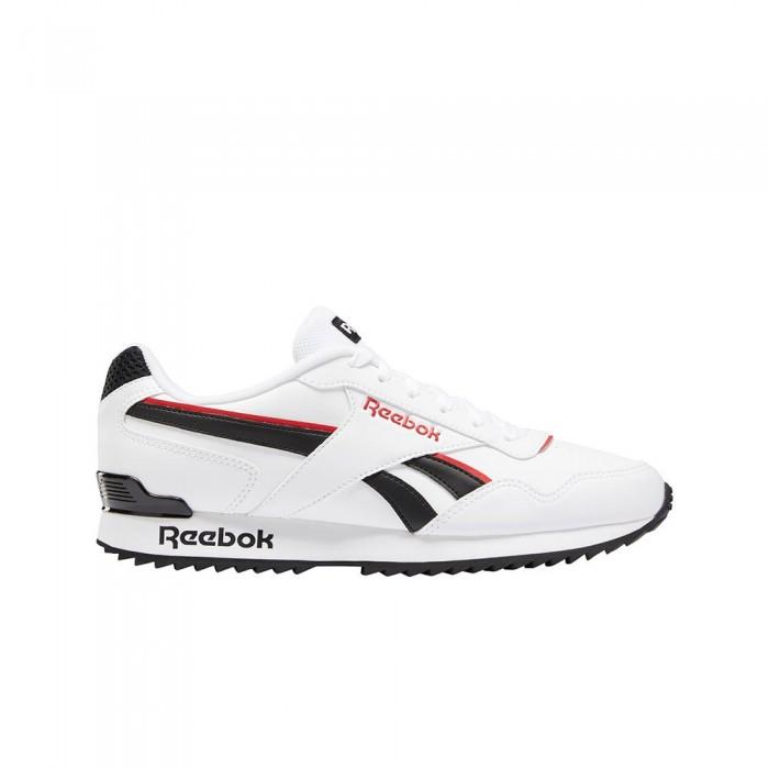 [해외]리복 Royal Glide Ripple Clip 12137939234 White / Black / Vector Red