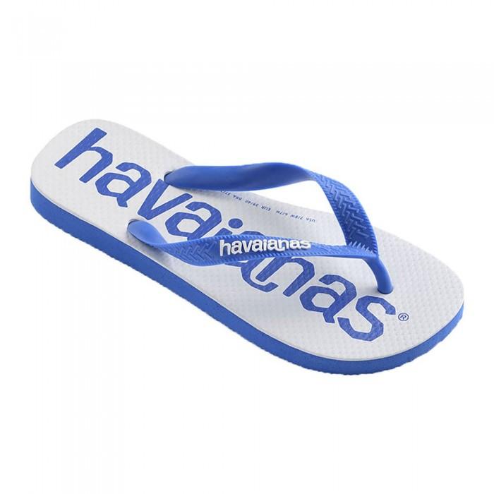 [해외]하바이아나스 Top Logomania 2 12138034967 Blue Star