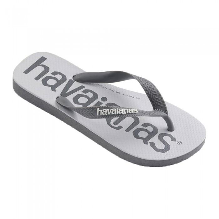 [해외]하바이아나스 Top Logomania 2 12138034968 Steel Grey