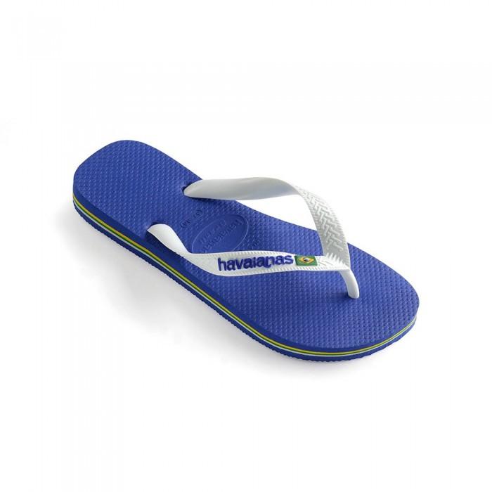 [해외]하바이아나스 Brasil Logo 12579490 Marine Blue