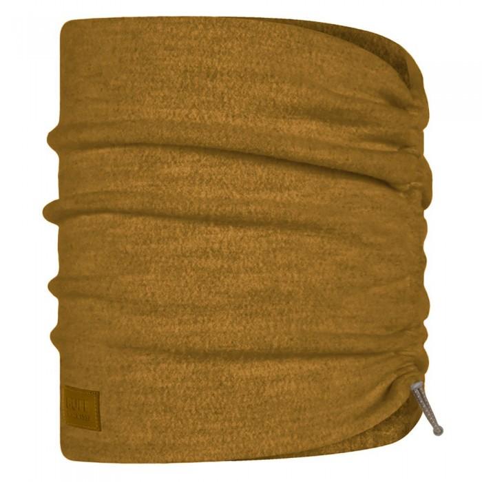 [해외]버프 ? Merino Wool Fleece 12137706304 Merino Woolfleece Neckwarmer Ochre