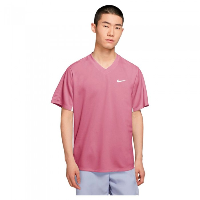 [해외]나이키 Court Dri Fit Victory 12138031401 Elemental Pink / White / White
