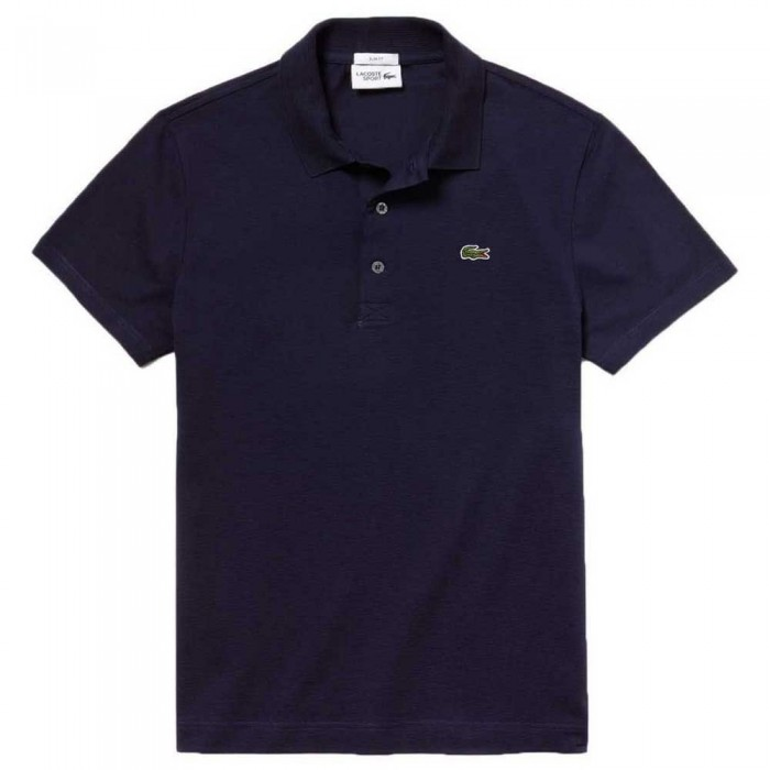 [해외]라코스테 Sport YH4801 Short Sleeve Polo Shirt 12137107379 Navy Blue